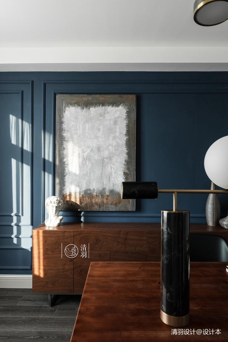 典雅35平法式小户型卧室装修美图