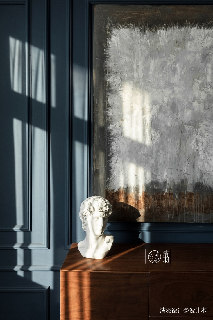 精致20平法式小户型卧室效果图欣赏