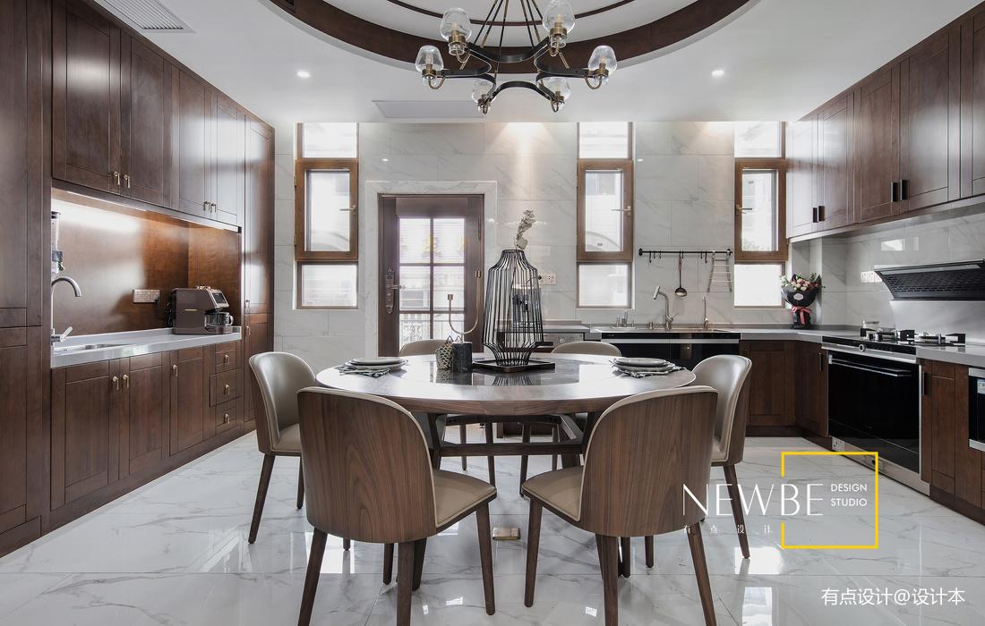 温馨294平中式别墅客厅设计案例