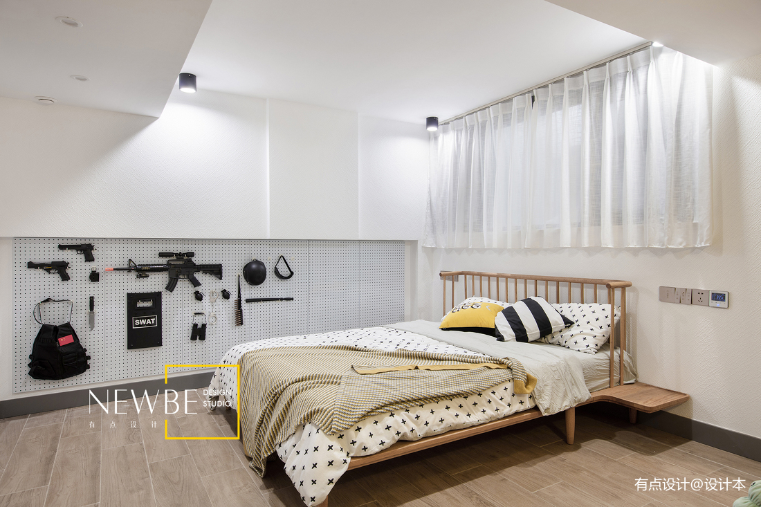 优雅210平中式别墅客厅装修美图