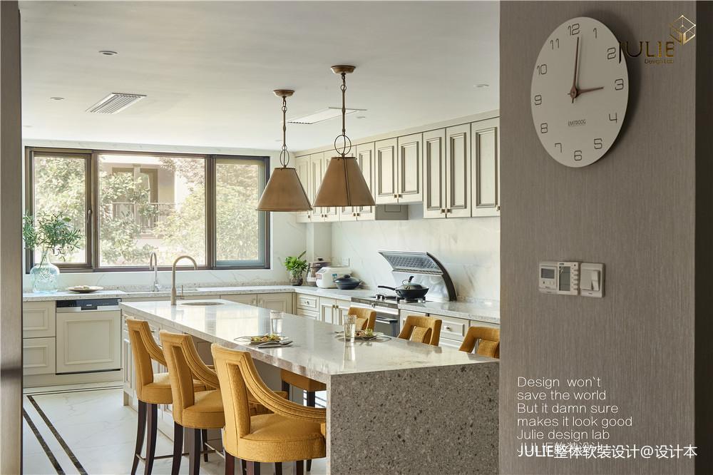 大气952平现代别墅厨房图片欣赏