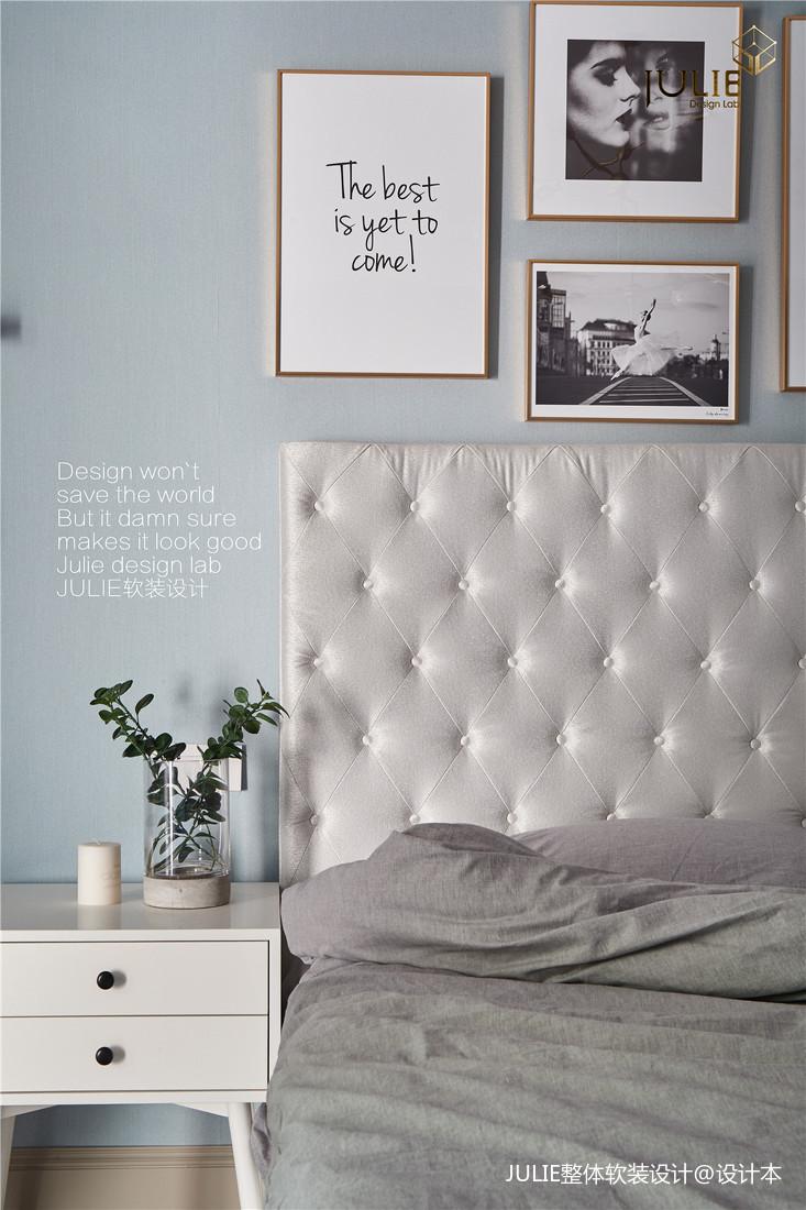 优美510平现代别墅卧室装饰图片
