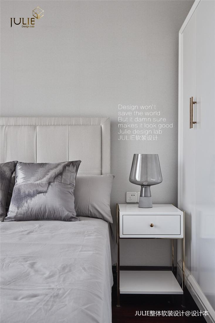 温馨51平美式复式卧室美图