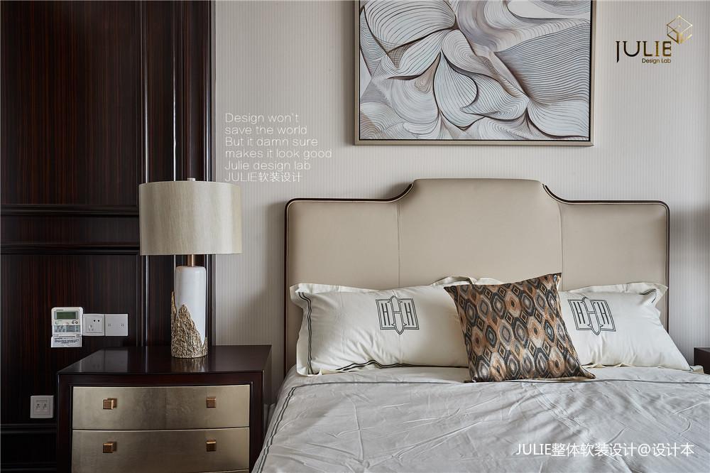 优美79平美式复式卧室设计美图
