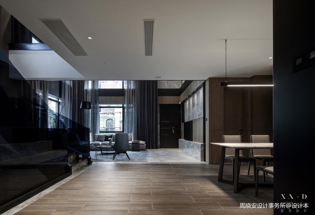 华丽812平现代别墅客厅装修图片