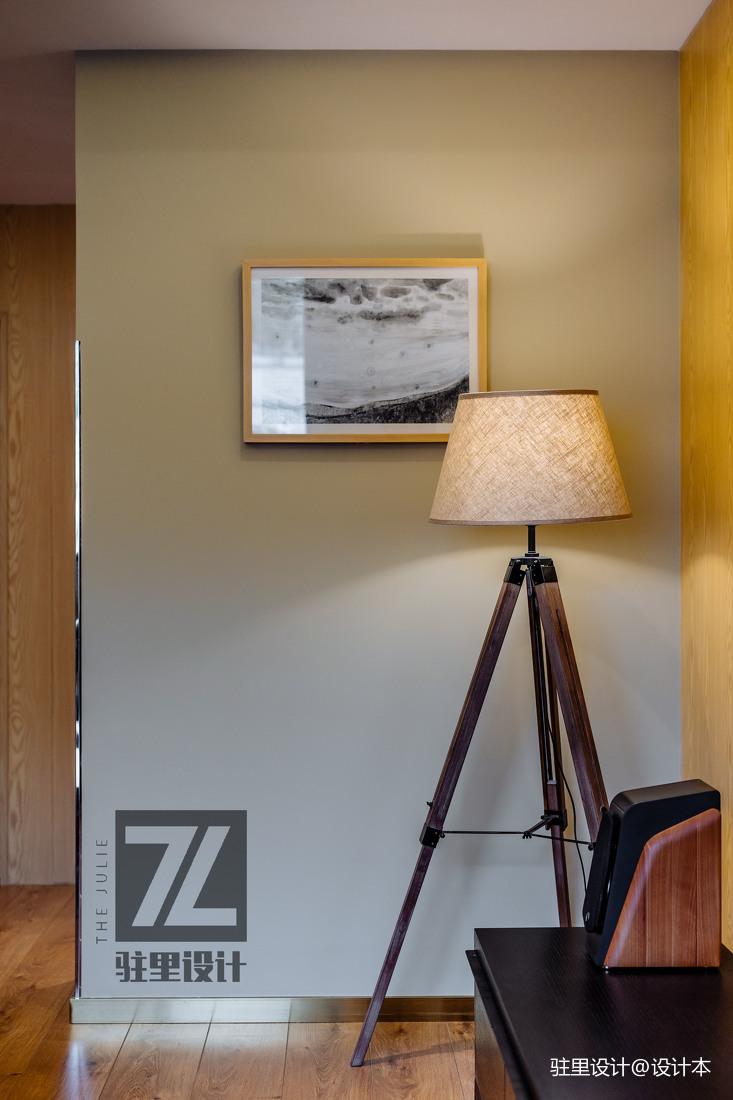 优雅56平现代复式客厅图片欣赏