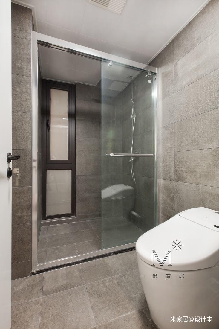 质朴73平现代二居客厅装修效果图