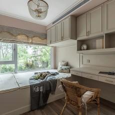 轻奢152平美式四居厨房装修设计图