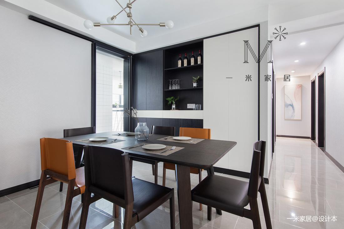 精美129平现代三居客厅美图