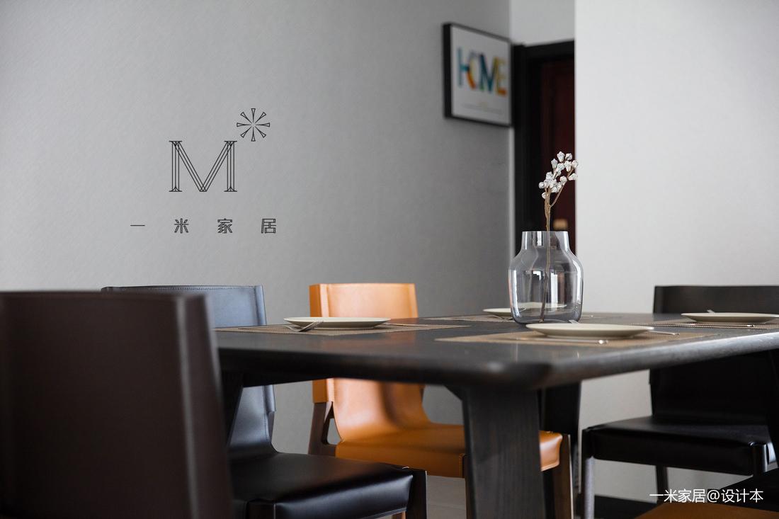 温馨127平现代三居装潢图