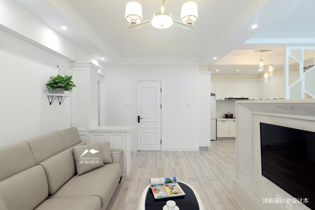 典雅31平现代小户型客厅效果图片大全