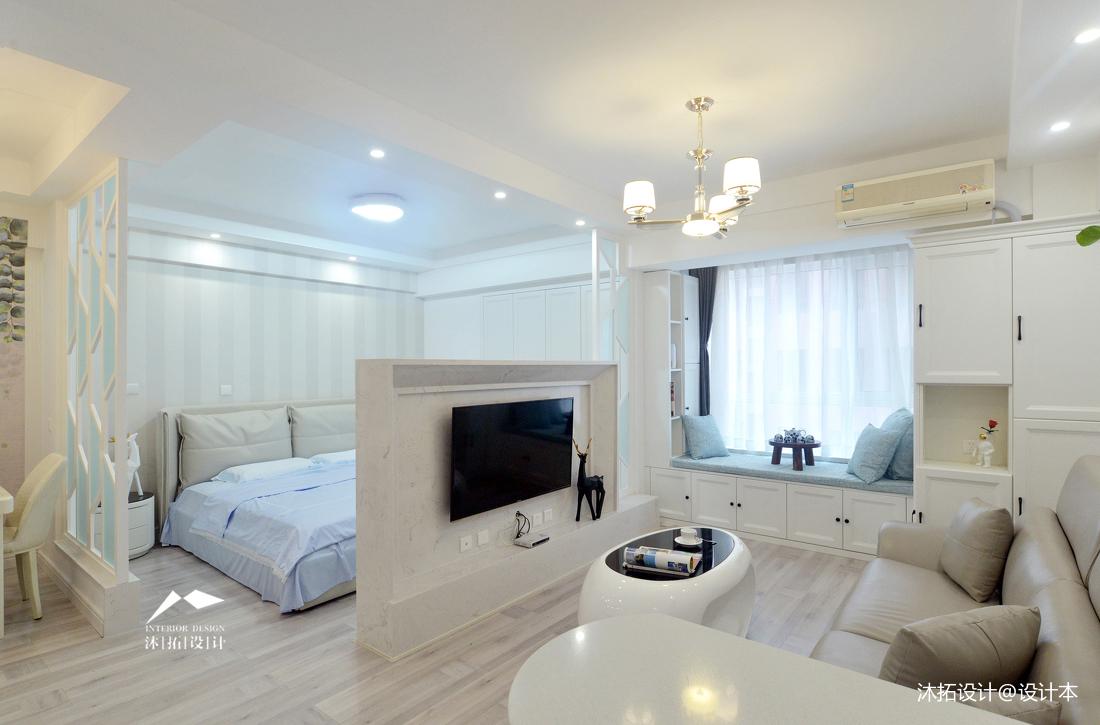 大气27平现代小户型客厅图片大全