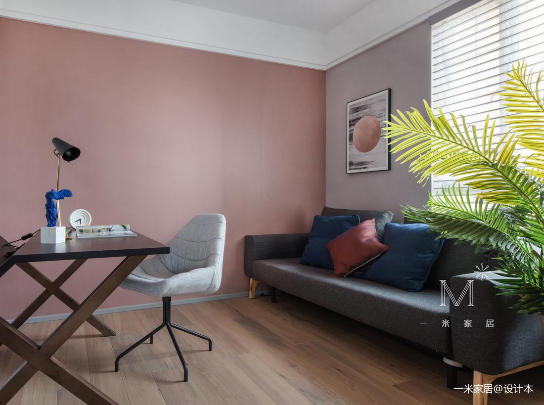 201989平北欧二居客厅装修美图