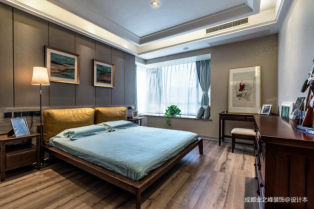 贝森公馆现代卧室设计