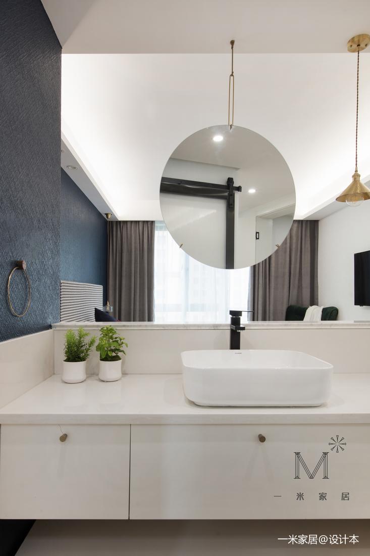 温馨60平现代二居客厅装饰图片