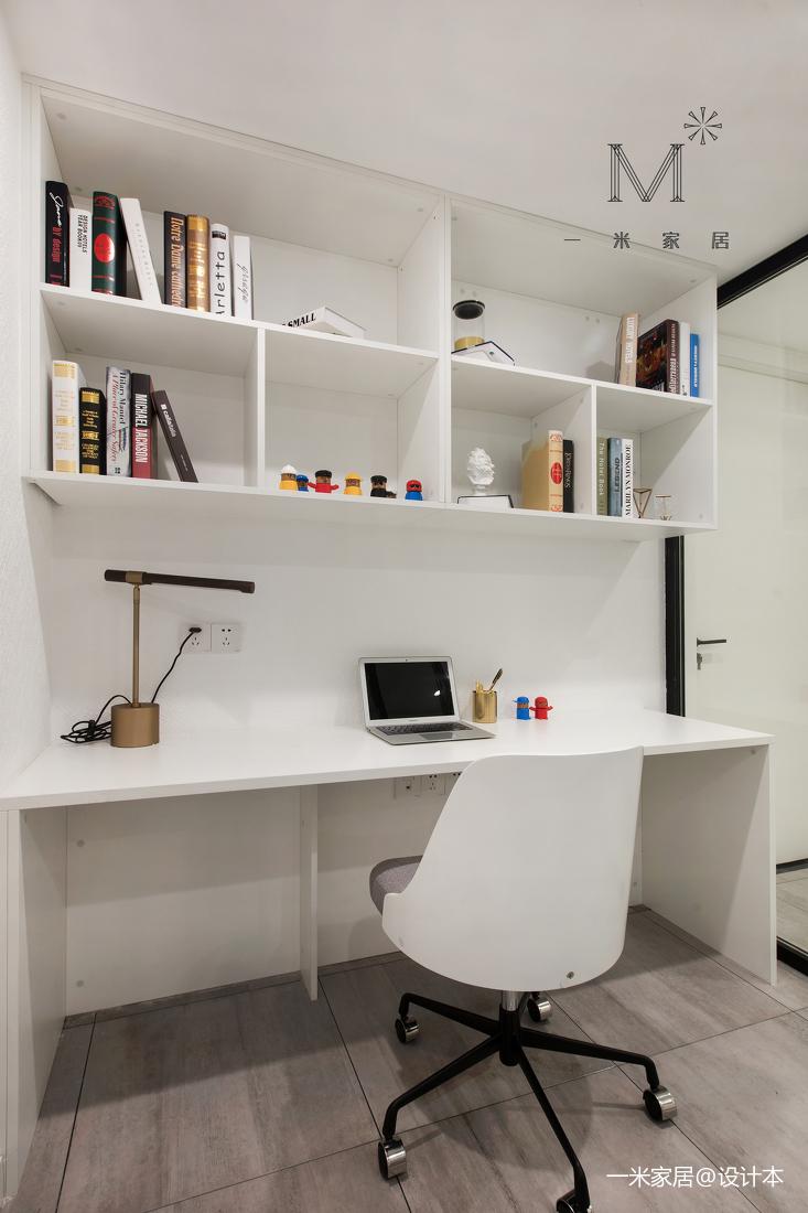 优雅76平现代二居客厅设计美图