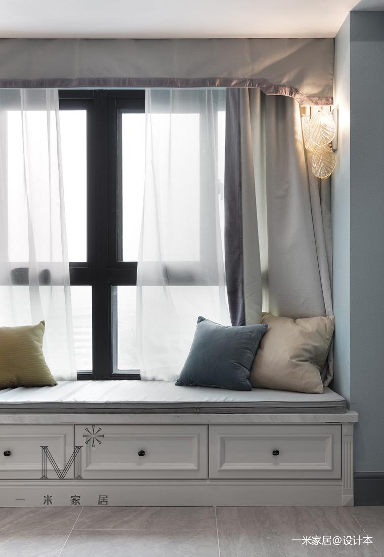 温馨58平美式二居装饰图