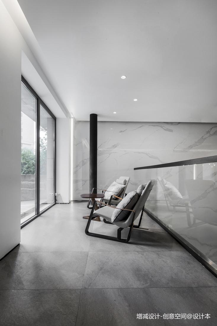 精美328平现代别墅休闲区装修设计图