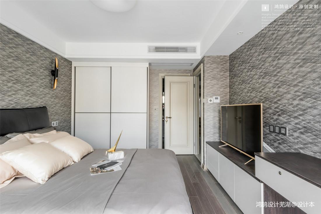 宁静致远现代卧室设计
