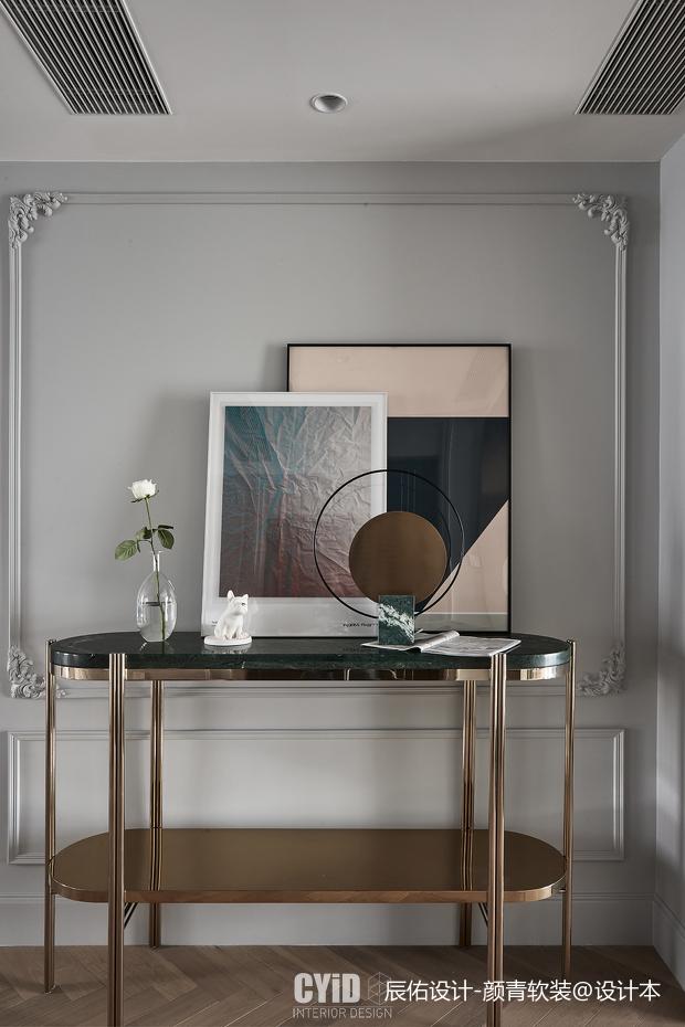 质朴25平混搭小户型客厅装修设计图