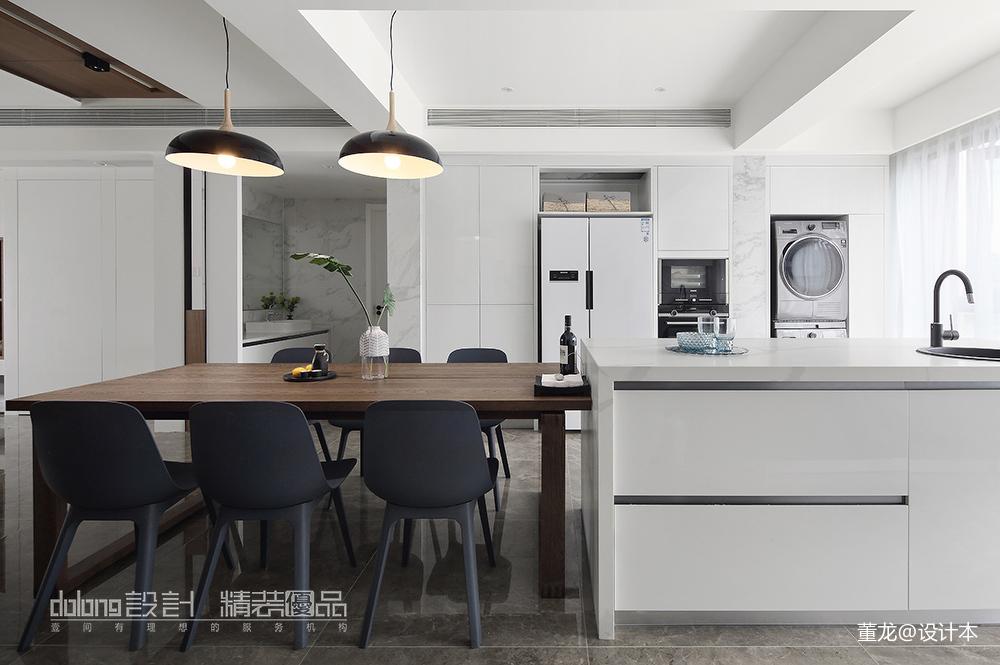 优美39平现代小户型餐厅装修图