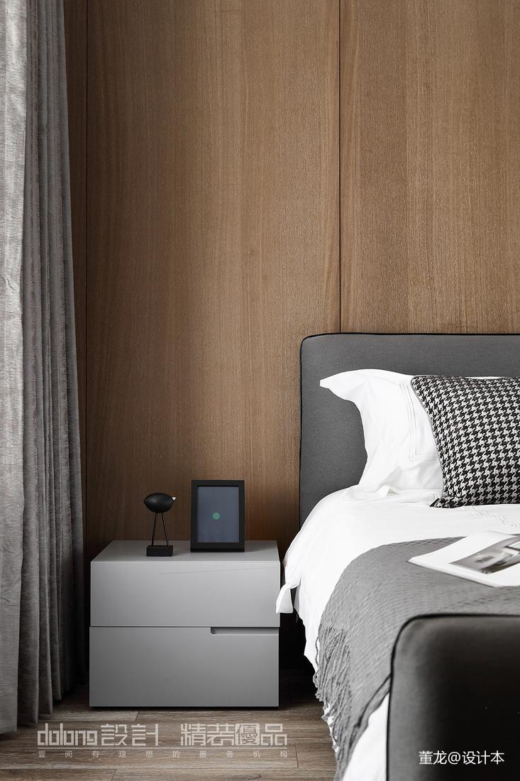 精致33平现代小户型卧室设计效果图