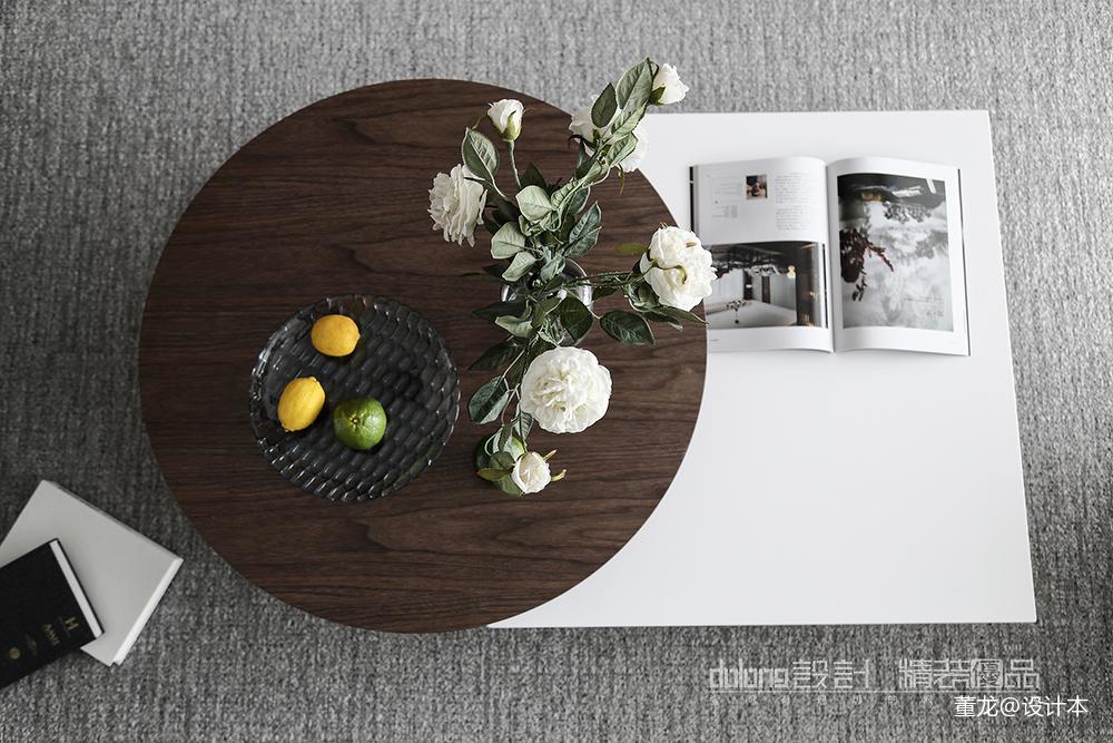 优雅30平现代小户型客厅美图
