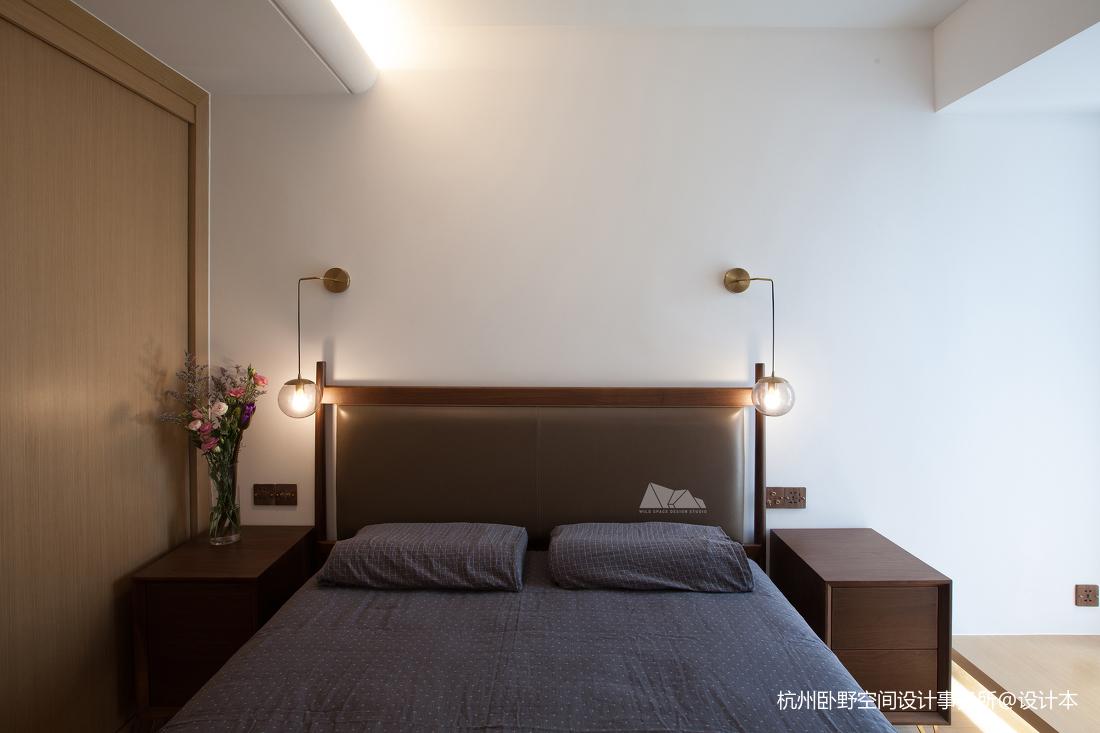 大气151平简约四居卧室装修美图