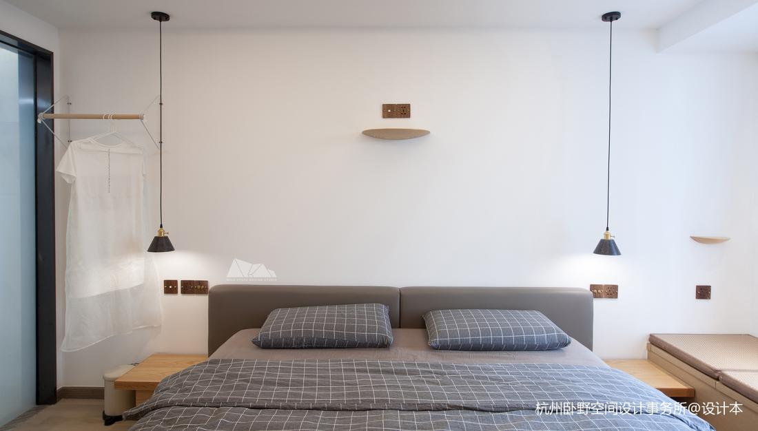 温馨112平简约四居卧室图片大全