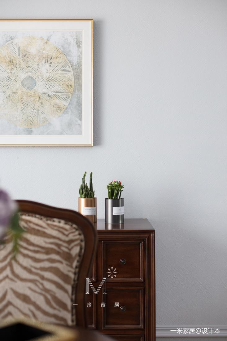 简洁100平美式四居装修装饰图