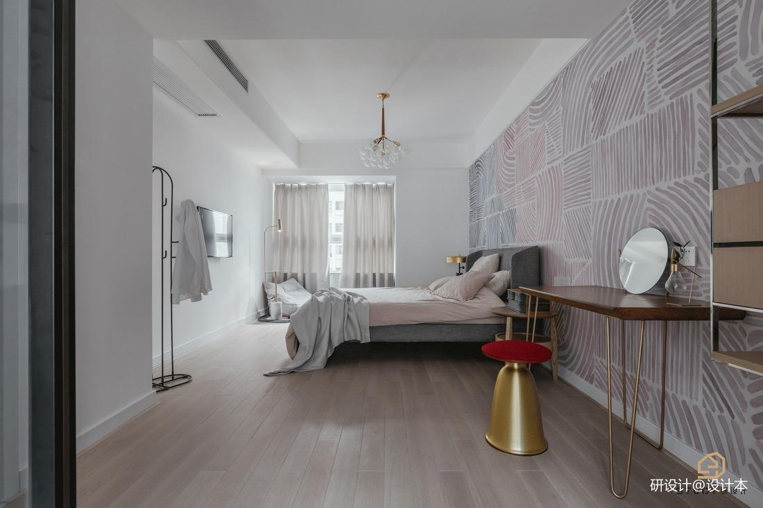 精美65平北欧二居卧室图片大全