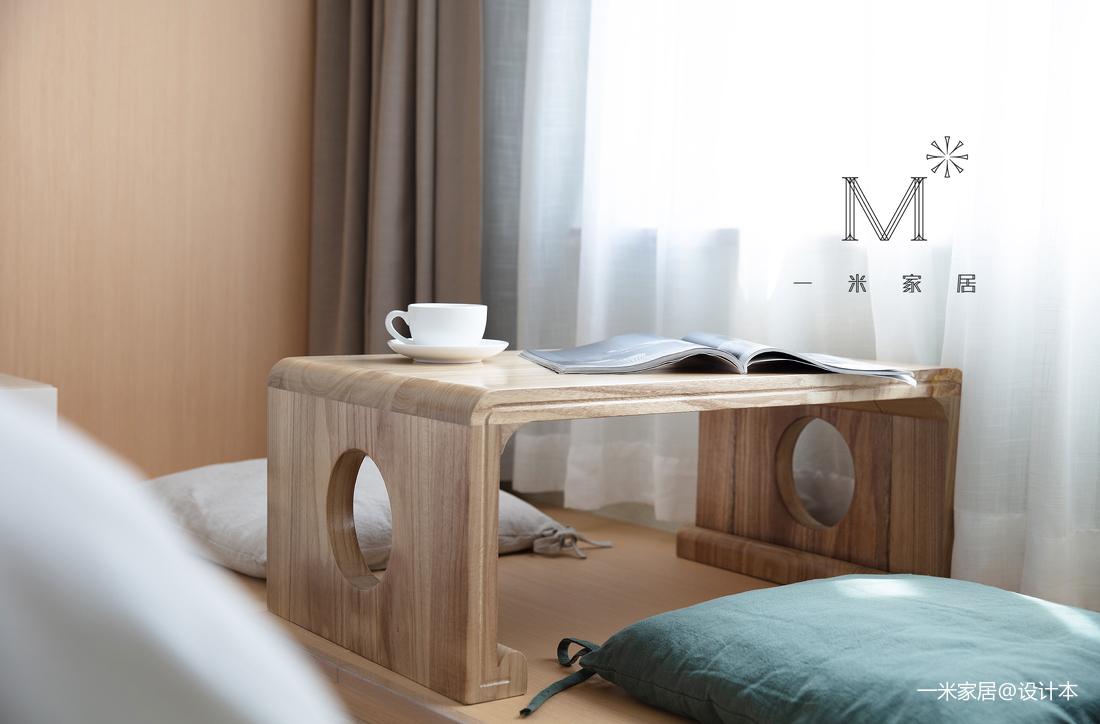 典雅50平日式二居装饰图片