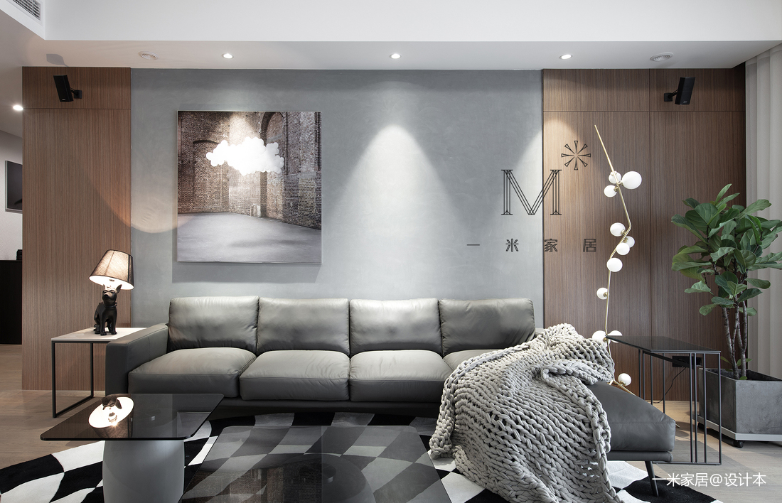 精致300平北欧三居装饰图片