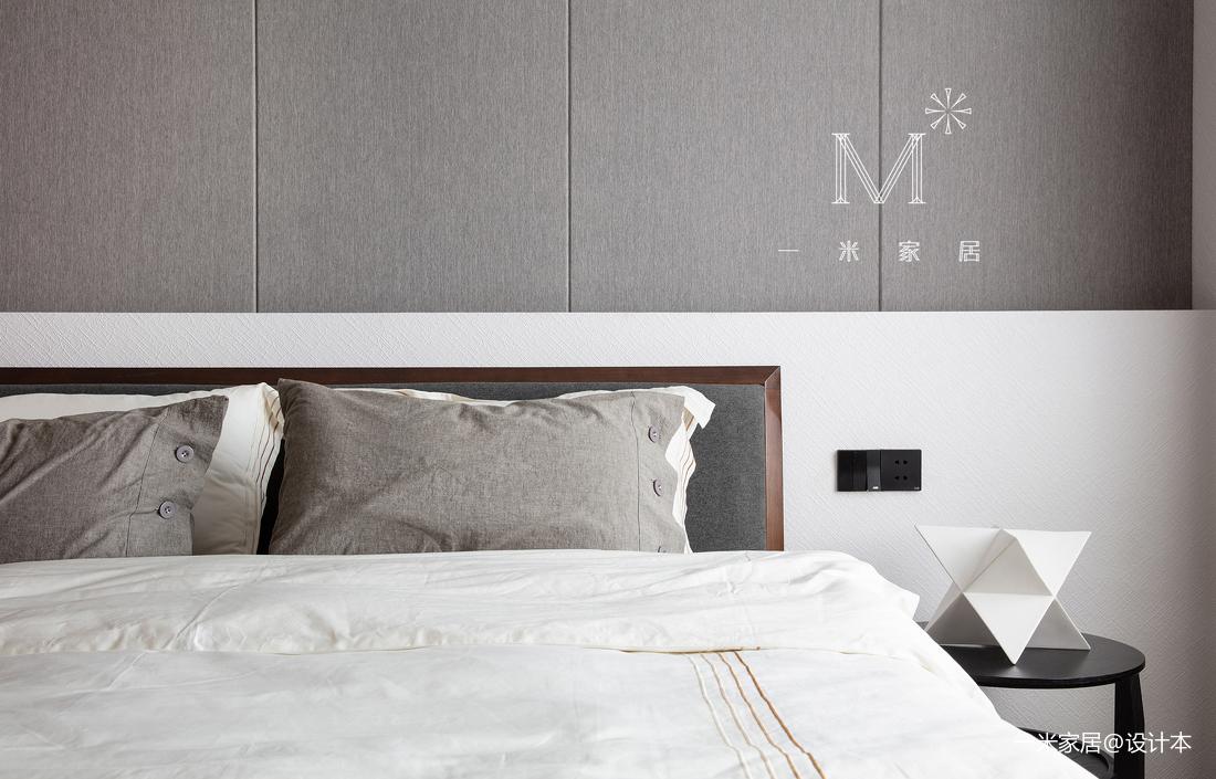 优美68平现代二居装潢图