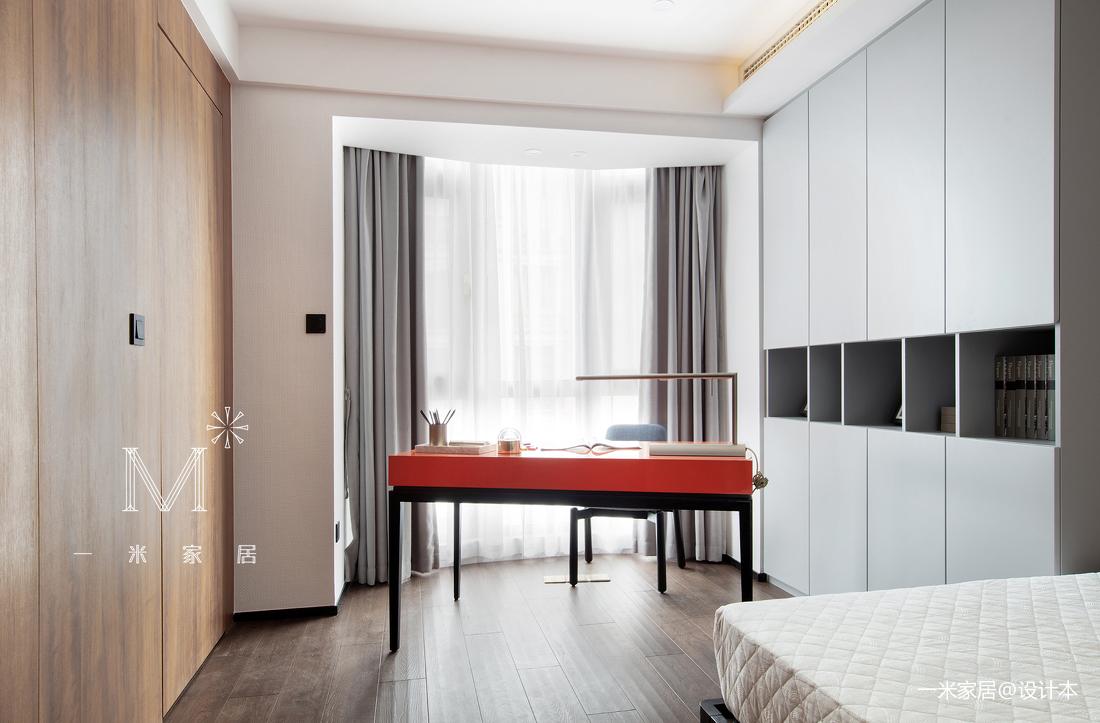 典雅125平现代三居设计美图