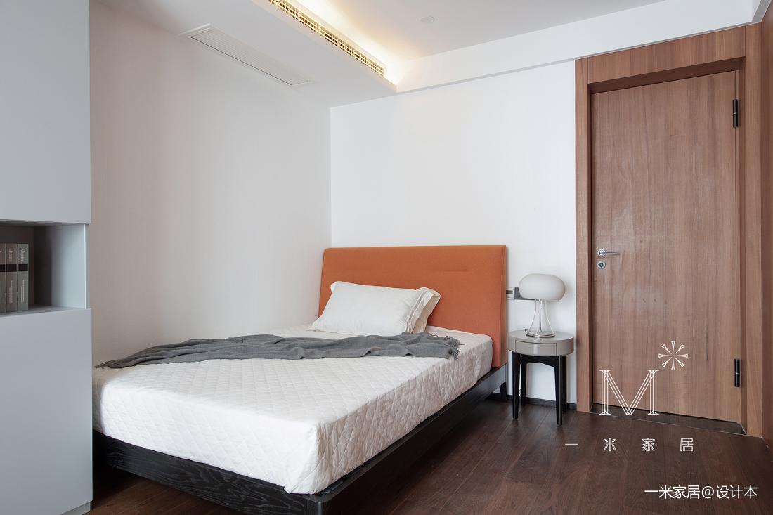 浪漫126平现代三居装修设计图