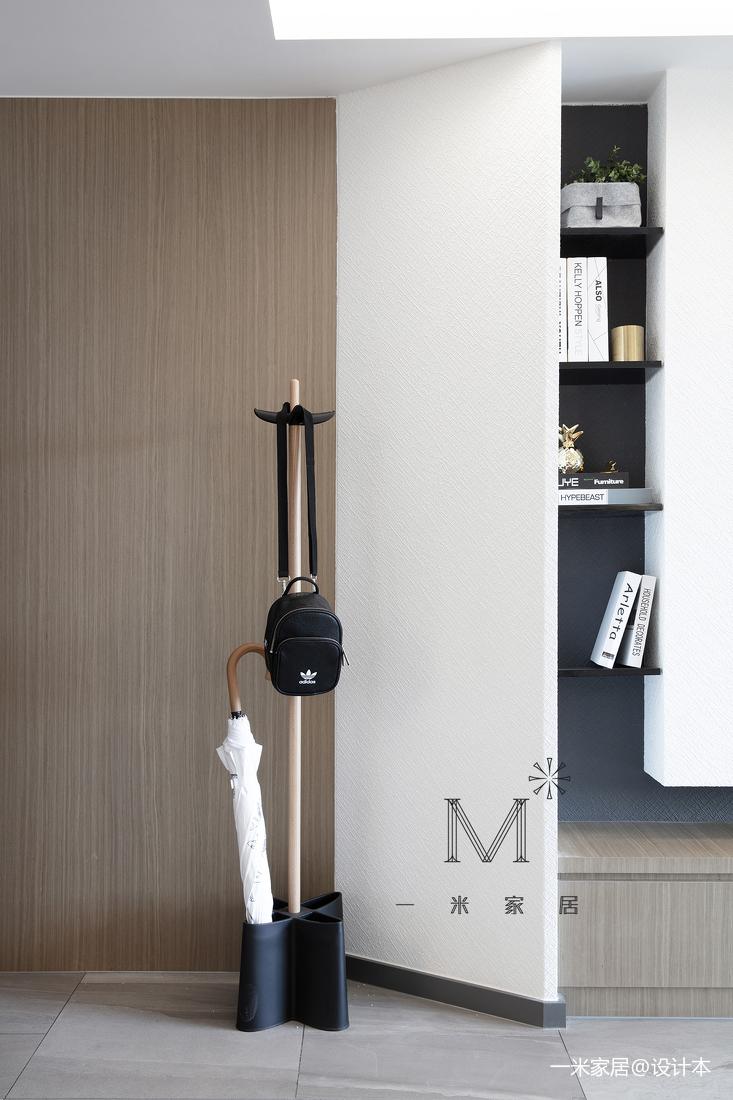 优美88平现代三居装修案例