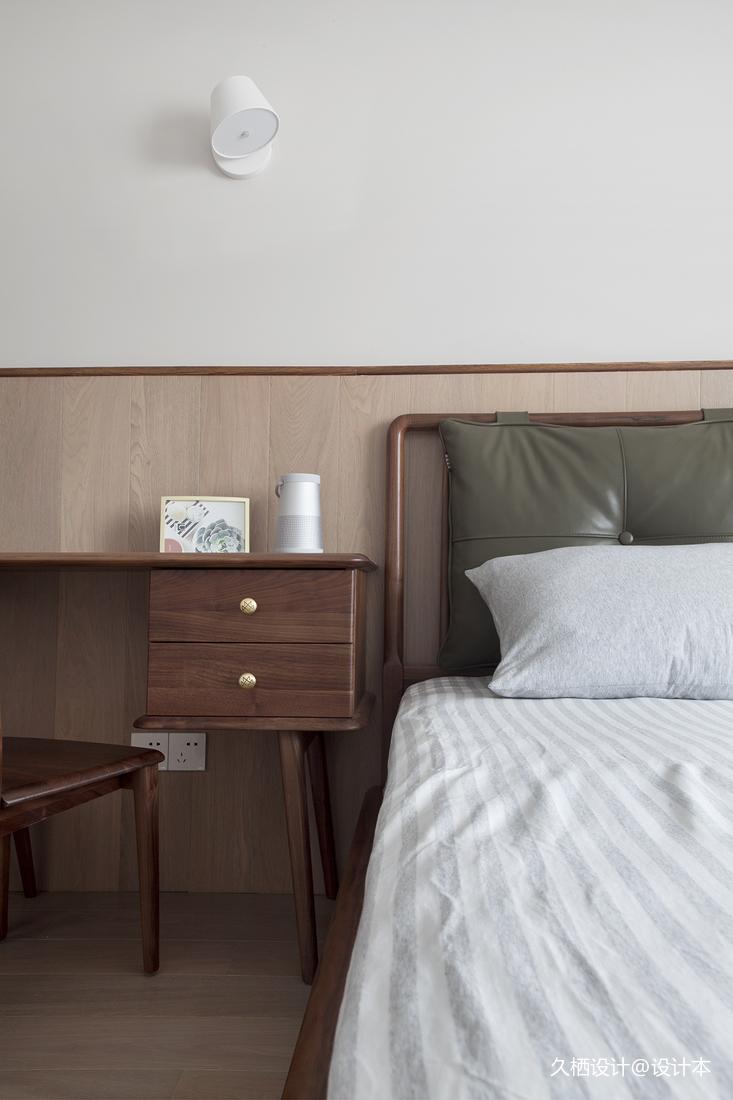 201940平北欧小户型卧室装修美图