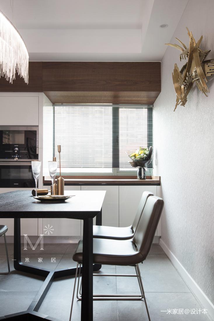 浪漫107平现代三居装修设计图