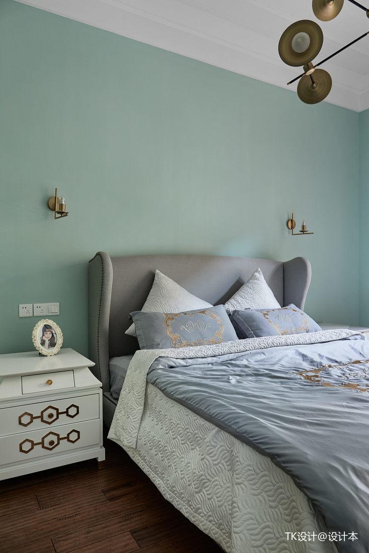 温馨41平法式复式卧室图片大全