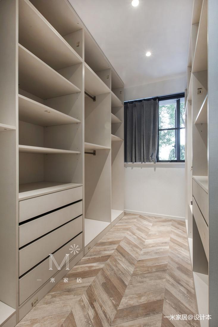 简洁119平现代三居装修美图