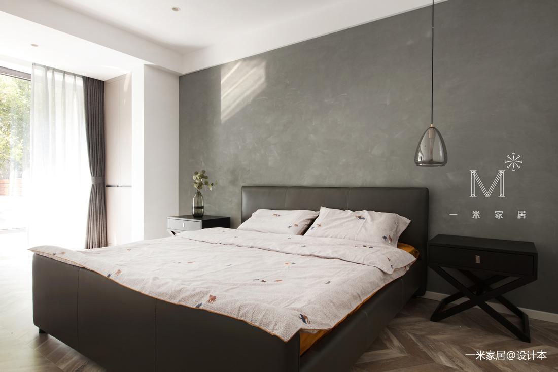 温馨72平现代三居卧室装修效果图