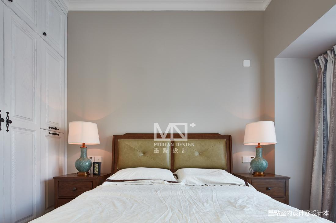 温馨133平美式四居卧室效果图欣赏