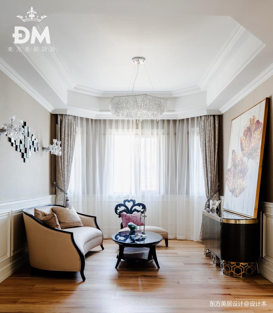 600平复式住宅休闲区设计实景图