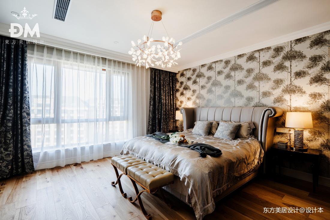 600平复式住宅主卧设计图