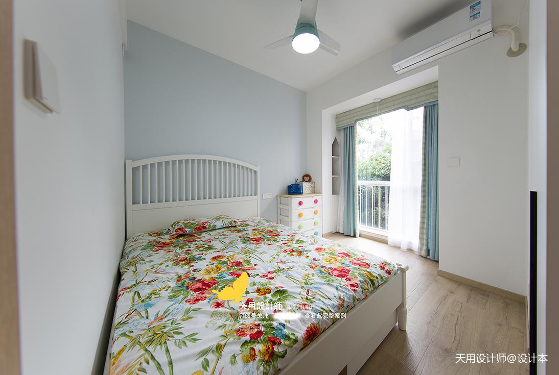典雅120平北欧三居儿童房装饰美图