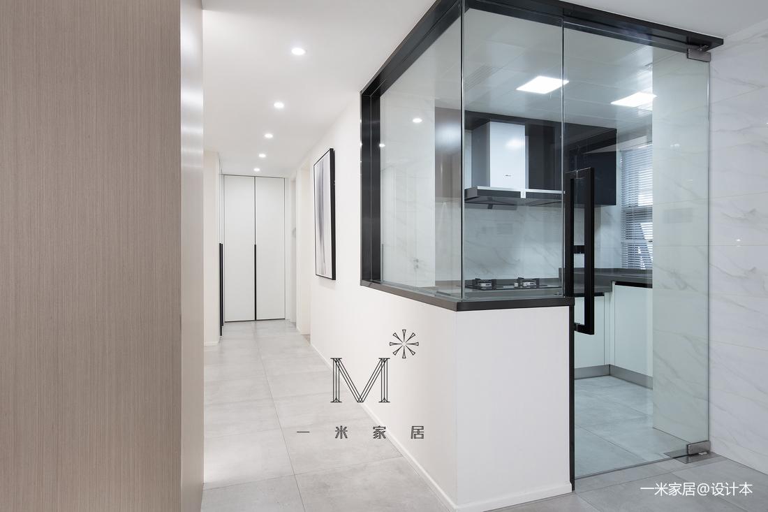 华丽53平简约二居厨房设计案例