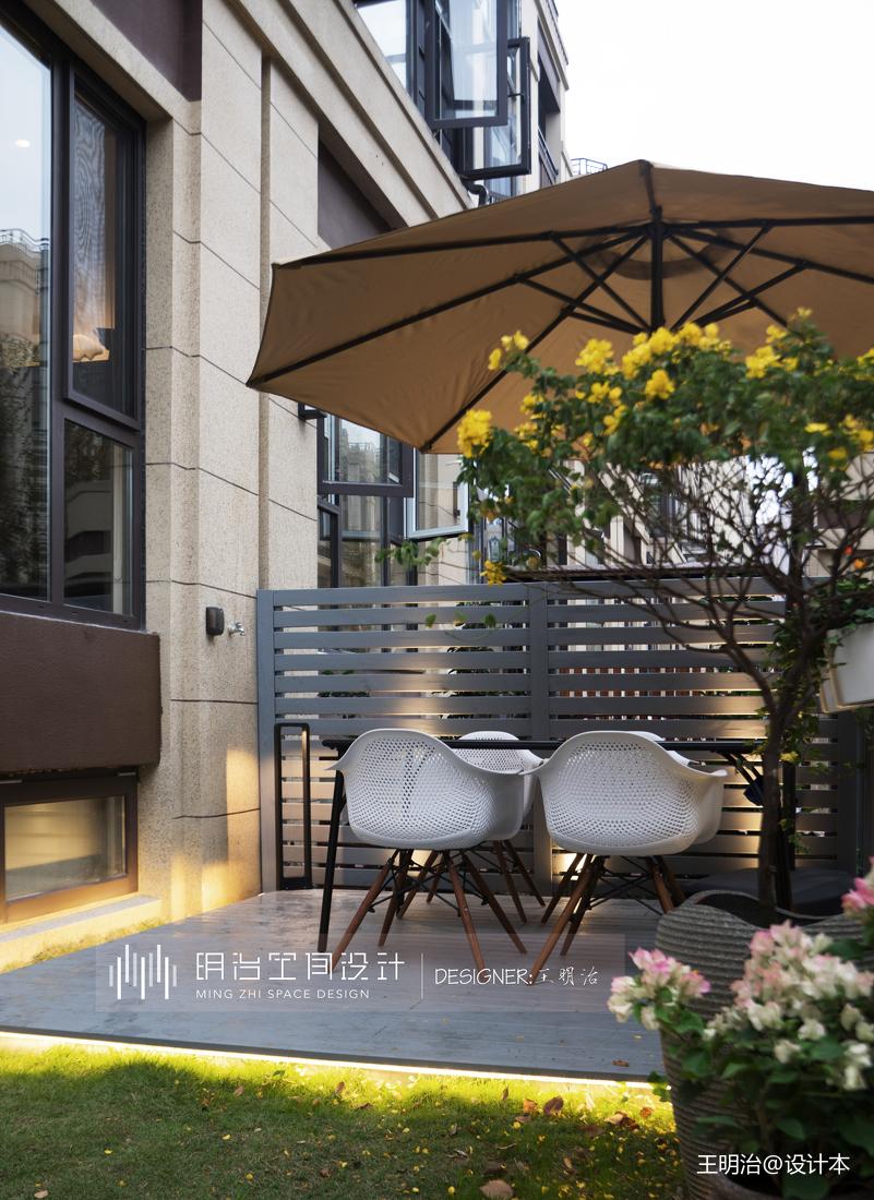 半木---台式风格别墅设计_3497922