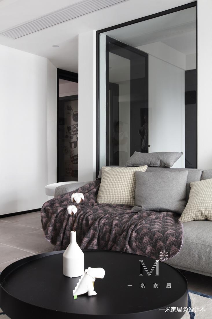 浪漫87平现代二居装修设计图
