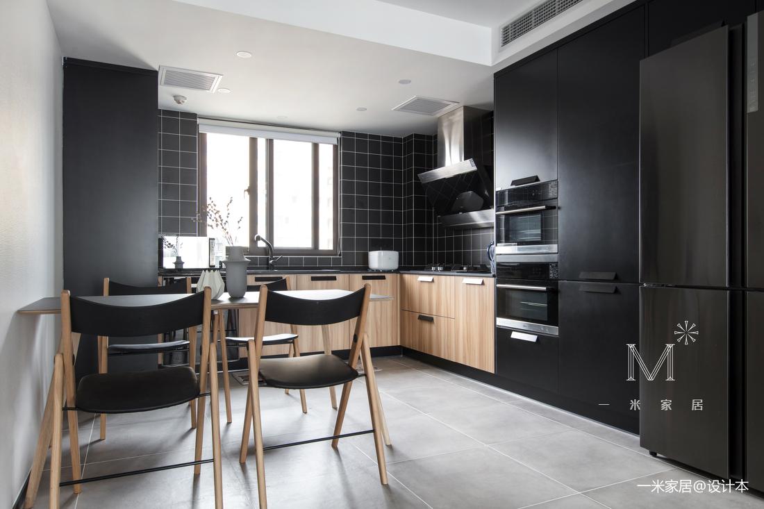 轻奢60平现代二居厨房美图